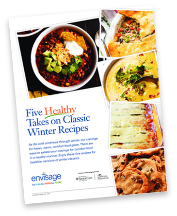 5 Healthy Takes on Classic Winter Recipes